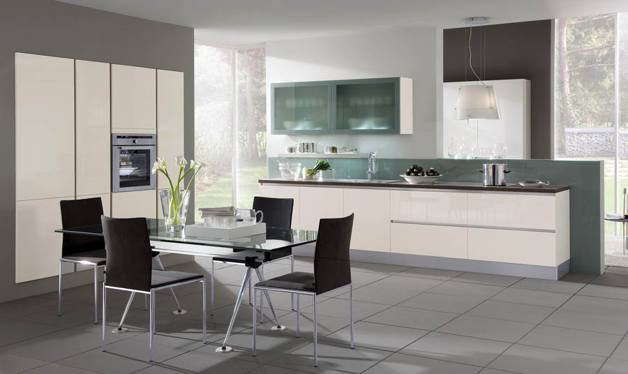 Photos de cuisines contemporaines maison design for Cuisines contemporaines design